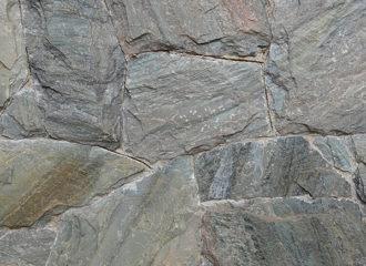 Pedra Policrômica Verde Mesclada