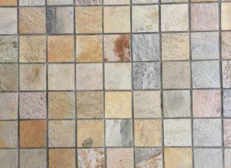 Pedra São Tomé Amarela 10x10 cm