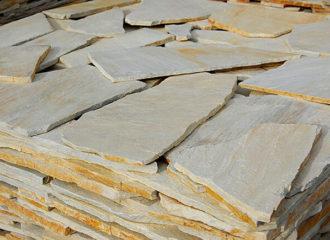 Pedra São Tomé Amarelo Mesclado