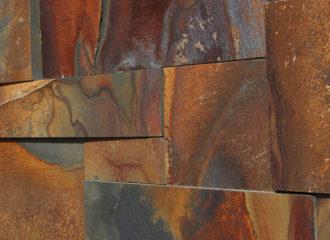 Pedra Topázio (Ferro) Serrada Diversos Tamanhos