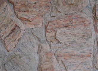 Retalhos de Pedra Madeira Rosa Natural
