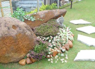 Seixos Grandes ou Pedra Envelhecida
